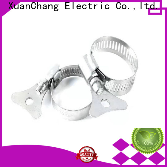 Xcch t hose clamp supply for mining