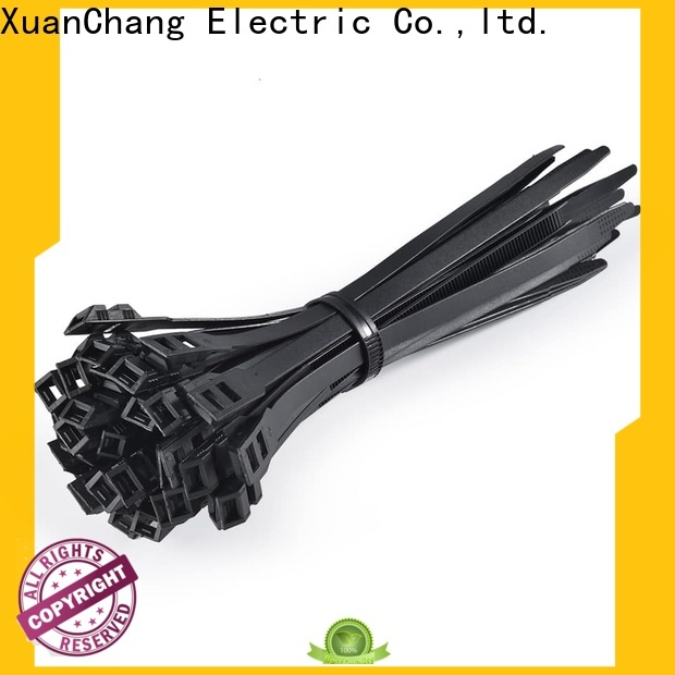 XCCH double lock cable tie supply for pulping