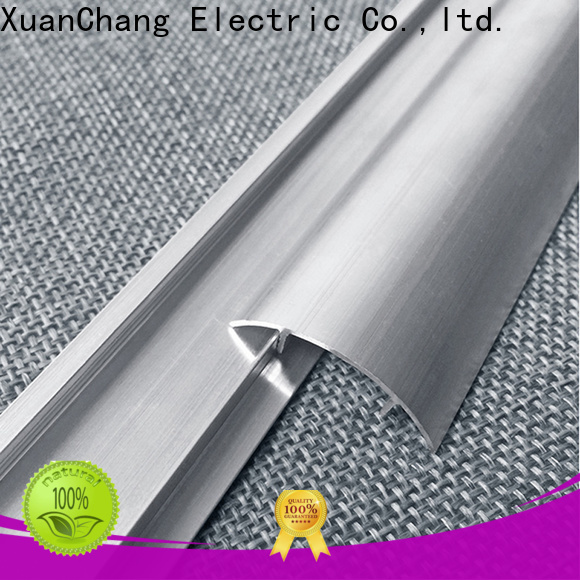 XCCH slotted cable duct supply for industrial