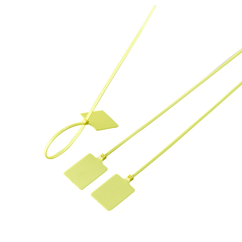 Custom Marker cable tie XC0616
