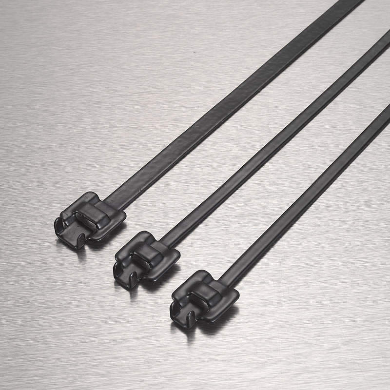 PPA Coadted Releasable Stainless Steel Cable Tie  1